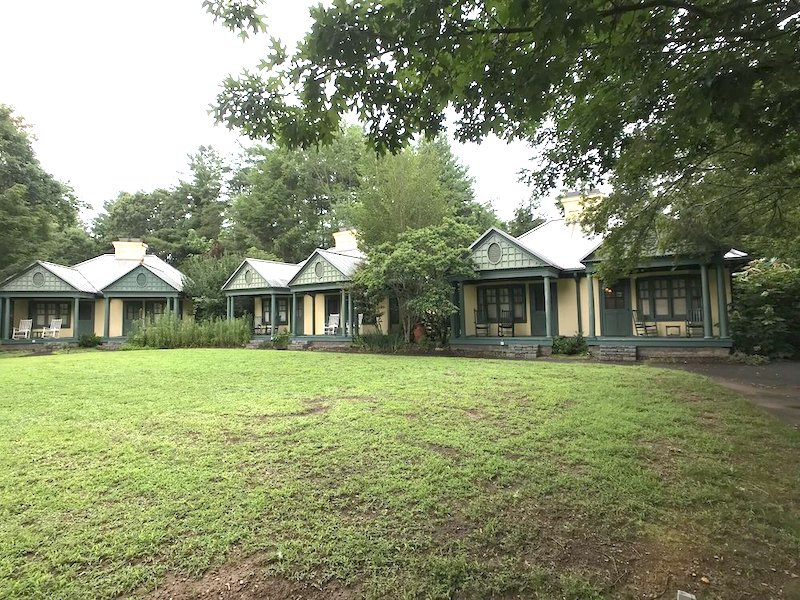 om retreat centre