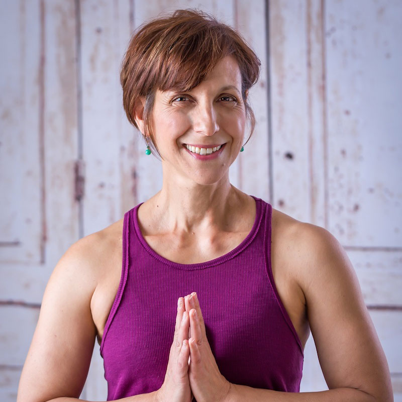 Lisa Feder, Owner, Being Well Yoga