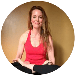 Dana Wyss, Instructor Being Well Yoga