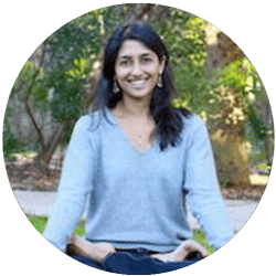 Sheila Singh, Instructor Being Well Yoga