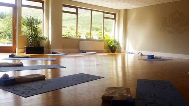 Irish Retreat Center, Yoga Studio