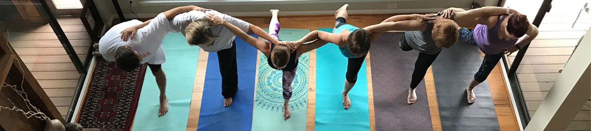 Public Studio Yoga Class
