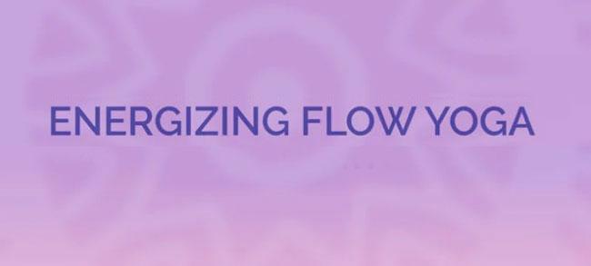 Energizing Flow Yoga Series